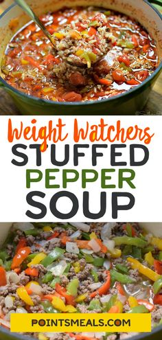 Are Keto Recipes Healthy Skinny Recipes, Ww Recipes, Soup Recipes, Cooking Recipes, Healthy Recipes, Pepper Recipes, Sweets Recipes, Stuffed Pepper Soup Crockpot, Stuffed Peper Soup