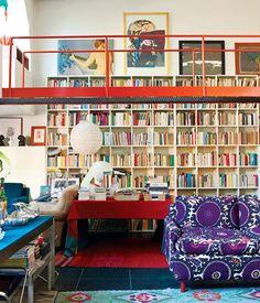 amandaonwriting: Elegant Milan Home of Designer Gae Aulenti