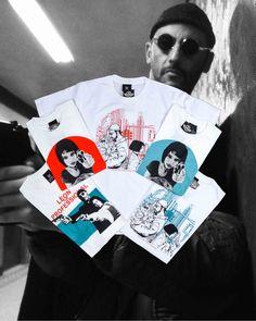 #movie #costum #tshirt #unisex #film #cinema #classic #musthave #favorite #white #printed #pattern #vintageshop #szputnyik #szputnyikshop #budapest #leontheprofessional #jeanrena #natalieportman Thought Provoking, Budapest, Vintage Shops, Cinema, Vintage Fashion, Unisex, History, Printed, Classic