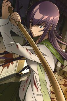 saeko highschool of the dead Fan Anime, Anime Art, Chica Anime Manga, Kawaii Anime, Kenshin Anime, Hig School, School Of The Dead, Star Wars Canon, Fanart
