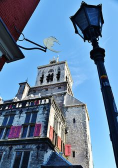 The Town Hall in Delft.