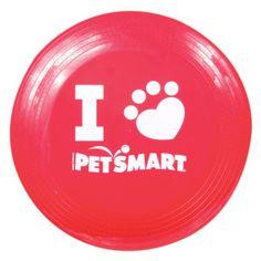 Grreat Choice® Petsmart Logo Flying Disc Dog Toy | Toys | PetSmart