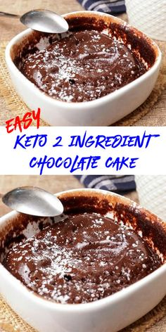 Low Carb Deserts, Low Carb Sweets, Low Carb Cakes, Keto Desert Recipes, Low Carb Recipes, Sugar Free Desserts, Healthy Desserts, Low Carb Chocolate Cake, Homemade Chocolate