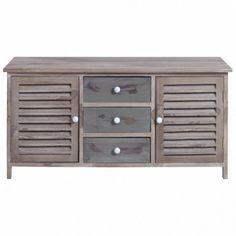 Modern Storage Bench Organizer Furniture Rack Wooden Seat Drawers Doors Cabinet #ModernStorageBench #Modern