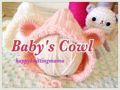 羊さんのフード付きスヌード(ネックウォーマー)の編み方【かぎ針】crochet hooded cowlカウル - YouTube