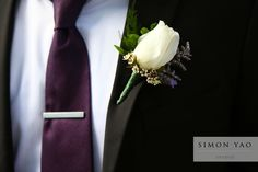 simonyao.com  #columbusweddings  Columbus Ohio Wedding Photographer   groom's boutonniere  #boutonniere