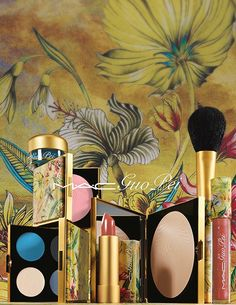 MAC Guo Pei Collection for Fall 2015