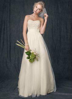 Foto: David's Bridal Collection sotto i 300 euro!