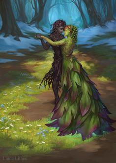 Mythical Creatures Art, Forest Creatures, Fantasy Creatures, Mythological Creatures, Fantasy Inspiration, Character Inspiration, Character Portraits, Character Art, Illustration Art