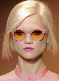 "vandercunt: "" Kasia Struss at Cacharel Spring 2011 "" Wholesale Sunglasses, Sunglasses Outlet, Cheap Sunglasses, Sports Sunglasses, Sunglasses Online, Polarized Sunglasses, Oakley Sunglasses, Carrera Sunglasses, Versace Sunglasses"