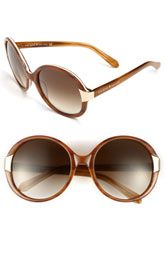 kate spade new york oversized sunglasses