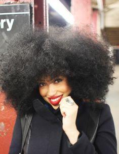 Cheveux naturels : Taren Guy nous dévoile ses astuces - Elle