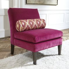 Baldwin Chair - Ethan Allen US - Love this color