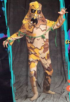 Goosebumps Mud Monster Scooby Doo Costumes, Boy Halloween Costumes, Mud, Princess Zelda, My Style, Children, Boys, Classic, Fictional Characters