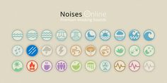 Premium Ambient Noises & Relaxing Sounds • Online & free • Increase your focus • Boost your productivity • Quieten your mind • Mask your tinnitus • And much more!