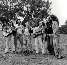 This picture was taken on Hippie Hill in Golden Gate Park in 1977.    Photo: Greg Gaar Collection, San Francisco, CA