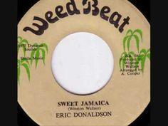 Eric Donaldson - Sweet Jamaica + Sweet Jamaica Version -1977