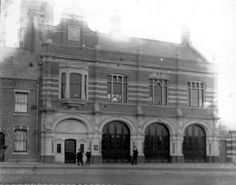 Old Fire Station Coventry City, Photographs And Memories, English Roses, Fire Department, Medieval, Old Things, Louvre, England, History