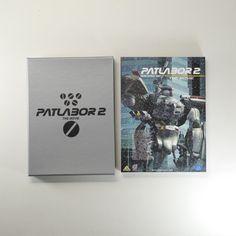 Patlabor The Movie Vol.2 DVD [Korea Limited Edition, SlipCover,Digipak, Booklet]