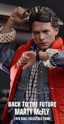 Back to the Future - Marty McFly 1/6th scale Collectible Figure