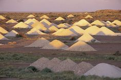 Opal Mines - Coober Pedy. South Australia. (Mad Max was filmed here!)
