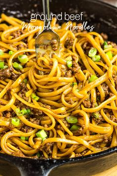 Pasta Dishes, Food Dishes, Main Dishes, Beef And Noodles, Spicy Asian Noodles, Cooking Recipes, Healthy Recipes, Healthy Meals, Asian Cooking