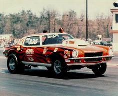 Vintage Drag Racing - Pro Stock - Heavy's Racing