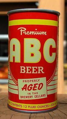 ABC Beer ,Hammonton, NJ ~ Test Can