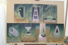 Darren Broad, Drawing and Print, UWE Bristol, http://courses.uwe.ac.uk/W110