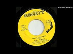 Tony Ricardo - Have A Little Faith_Romney's 45 '78