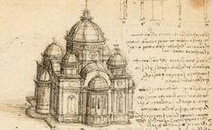 leonardo195. Leonardo da Vinci - Architecture