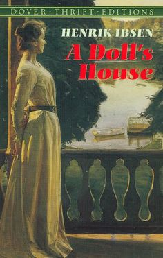 A Doll's House by Henrik Ibsen. The historical significance of this play is astounding. When I read this for school, I argued for how it brought together elements of Tolstoy, Adam Smith, Kant, Goethe, Hegel, Feuerbach, Tocqueville, Mark Twain, Jane Austen, Marx and Engels that we'd read earlier in the semester.