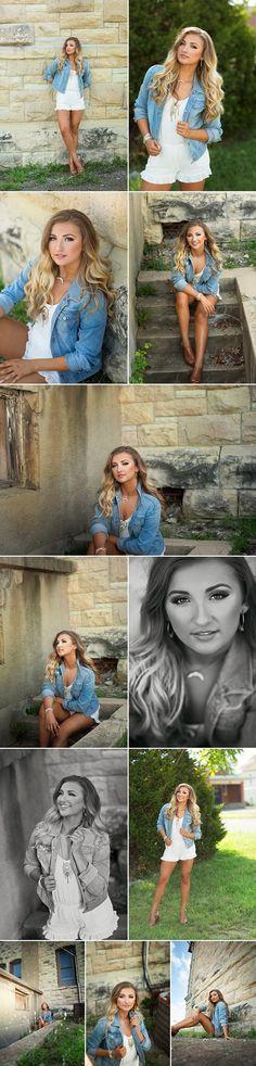 Lauren | d-Squared Designs Edwardsville | IL Senior Photography