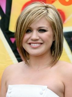 Super Cute Hair Cuts | Bob Hairstyles For Round Faces 2011