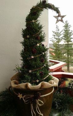 Die 213 Besten Bilder Von Weihnachtsdeko Draussen In 2019 Christmas