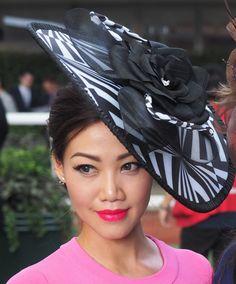 Sherie Sa Sa Ladies%22 Purse Day 2015  BY NONO KISH #millinery #hats #HatAcademy