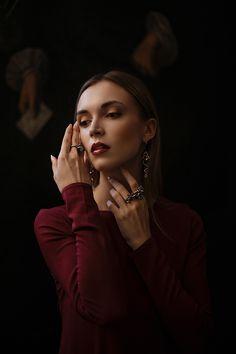 collaboration MARP by Maria Pshenichnikova and Designer of jewels Arlo Haisek Septum Ring, Collaboration, Designers, Jewels, Fashion, Moda, Bijoux, Fashion Styles, Gemstones