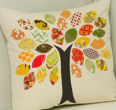 *Free Quilt Patterns and Tutorials*: Thanksgiving Quilts and Pillow Tutorials