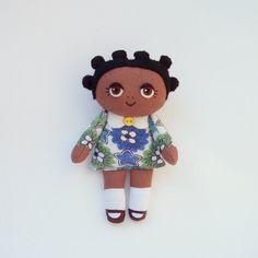 rag doll by Lybo on Etsy, $30.00