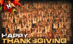 """""""We are thankful for 🍗"""""""