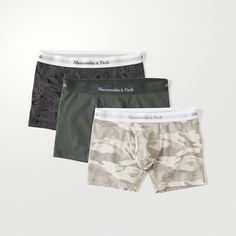 Abercrombie & Fitch Boxer Brief Men's Undies, Abercrombie Men, Lingerie For Men, Outfits With Hats, Boxer Briefs, Primark, Gym Shorts Womens, Mens Fashion, How To Wear