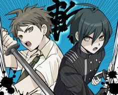 Danganronpa Memes, Danganronpa Characters, Anime Characters, Evil Anime, Otaku Anime, Watch Manga, Pink Blood, Emo Art, Manga Cute