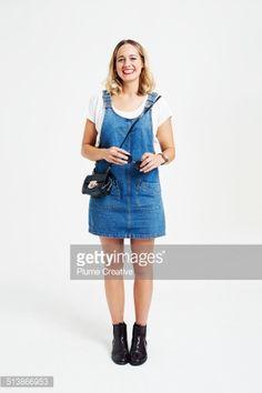 Stock Photo : Portrait of woman