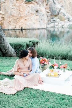 Chic lakeside proposal at the Athenian Riviera can be wildly romantic! Greece can surely provide a romantic locations such as this one for your proposal! Couple Goals, Proposal, Romantic, Couple Photos, Chic, Couples, Couple Shots, Elegant
