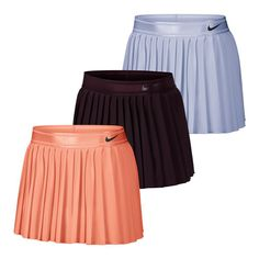 Women`s Court Victory 13 Inch Tennis Skort Tennis Skort, Nike Tennis, Skater Skirt, Midi Skirt, Womens Tennis Skirts, Tennis Wear, Tennis Match, Tennis Clothes, Elite Socks