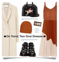 """""""On Trend: Two-Tone Dresses"""" by marina-volaric ❤ liked on Polyvore featuring Jason Wu, Harris Wharf London, Givenchy, STELLA McCARTNEY, Fjällräven, NYX and twotonedress"""