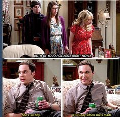 Drunk Sheldon is one of my favorite things to ever happen.
