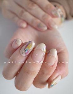 自画像|nail salon 爪装 ~sou-sou~ (入間・狭山・日高・飯能 自宅ネイルサロン)
