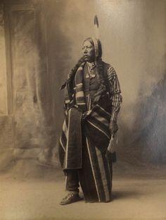 Rinehart Photograph.  Sherman Miles (Tonkawa)