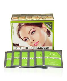 Look at this Gel Polish & Nail Lacquer Remover Pad Set on #zulily today!